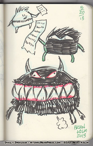 5-20-2013 Kid Monsters 01