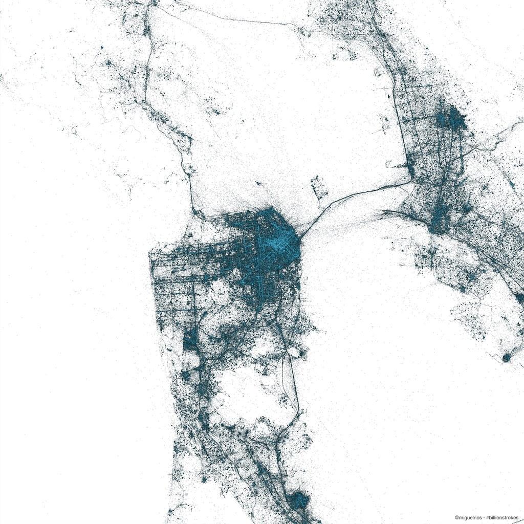 Visualization: San Francisco