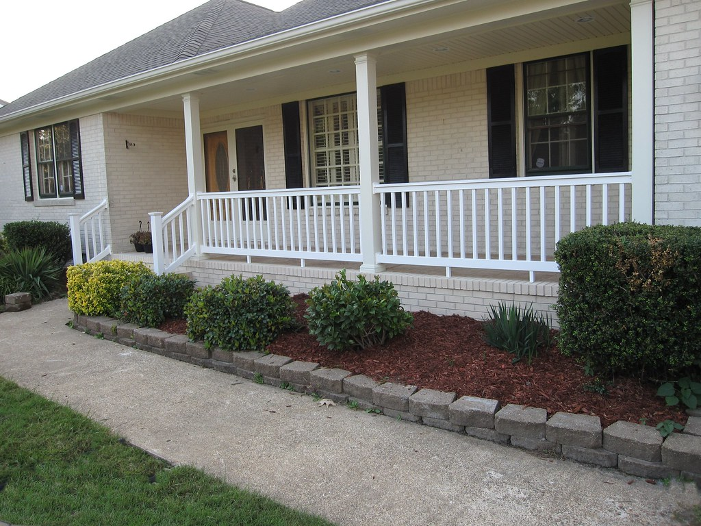 Porch Banisters 28 Images Front Railings And Posts 3 Pinterest Front Dark Green