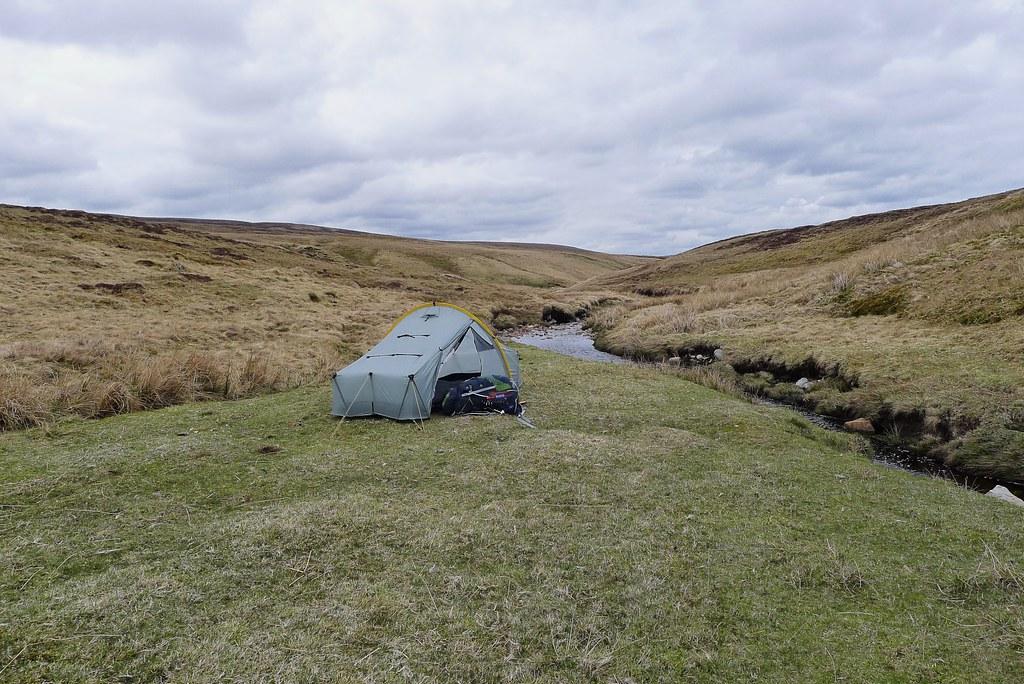 Monadhliath Camping