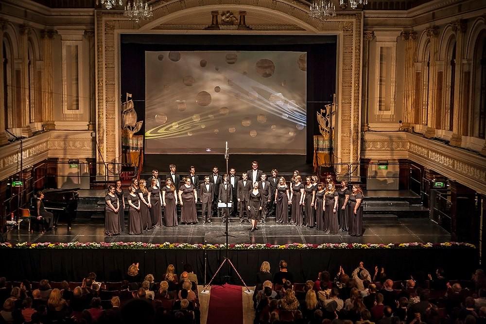 Lethbridge University Singers 2013 Concert Tour of Ireland