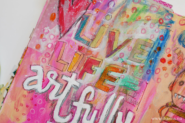 Live Life artfully yes please