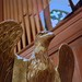 Small photo of Brass Eagle for the Lectionary Reading