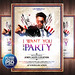 I Want You / 4th July Party Poster by grandelelo