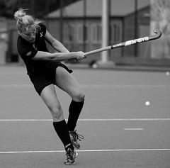International Women's Field Hockey - Investec England v New Zealand - Training Game 3/3 - 7th June 2013