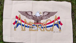 100_8660 - America - Designer - Jeanette Crew Designs - Finished Saturday June 8 2013