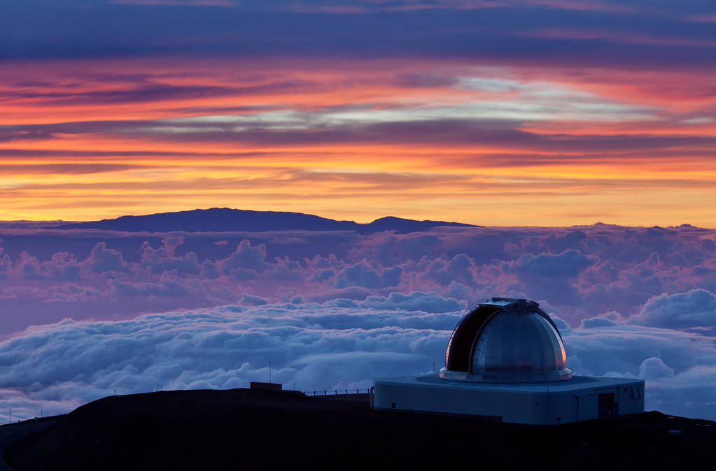 Elevation of Mauna Kea, Hawaii, USA - MAPLOGS
