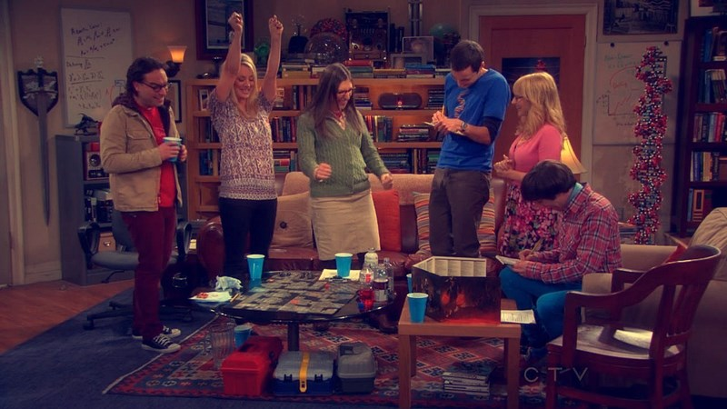 The Big Bang Theory Critics Choice Television Awards 2013