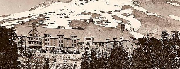 Hotel donde se rodó El Resplandor
