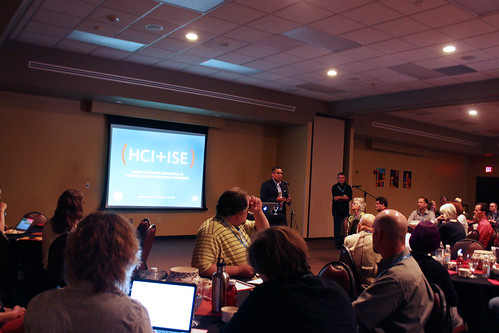 HCI+ISE Day Two