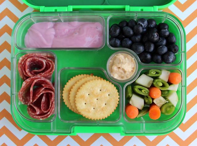 Preschool Basic Bento #466