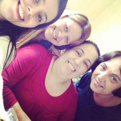 #almocoemfamilia #primas #soninha #mara #mae