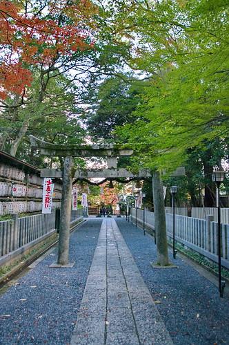 【写真】2012 紅葉 : 長岡天満宮/2020-10-09/IMGP6547