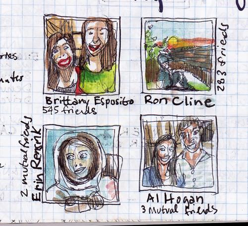 Composition Notebook Sketchbook