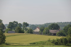 Ligota Toszecka village
