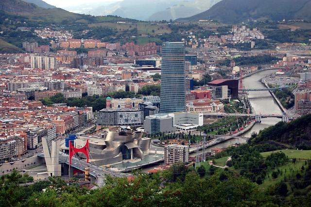 Bilbao é muito mais do que o Guggenheim