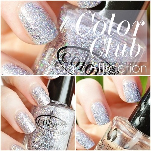 Notd Color Club Magic Attraction Makeup Savvy Makeup And Beauty Blog