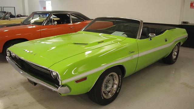 Dodge Challenger Convertible >> 1970 Dodge Challenger 383 Magnum RT Convertible 1 | Flickr - Photo Sharing!