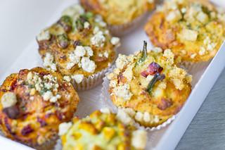 Vegi muffins