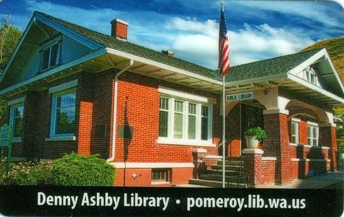 Denny Ashby Library (Pomeroy)