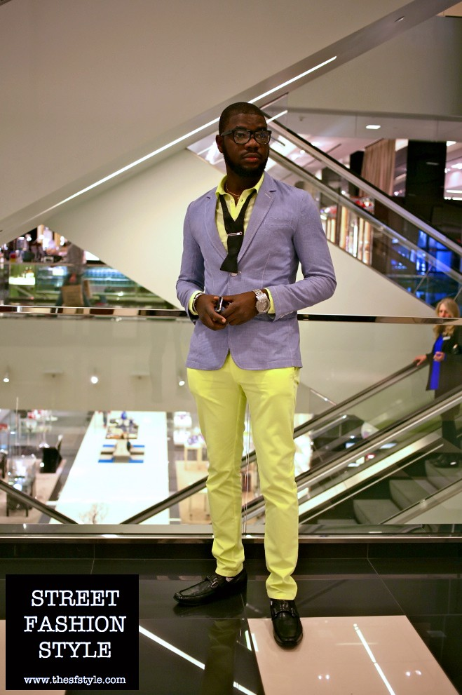man morsel monday, TheSFStyle, SFStyle, street fashion style, san francisco fashion blog, bright colors,