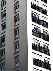 Vandoeuvre Council housing