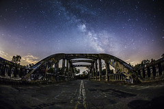 Milky Way and Grafitti Bridge
