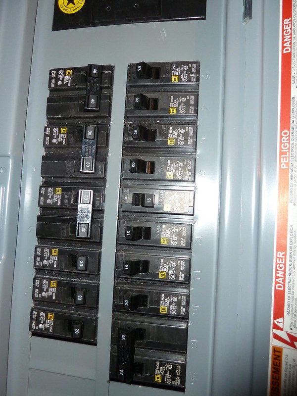 Electrician\'s Guide on Labelling an Electrical Panel - GforceElectric