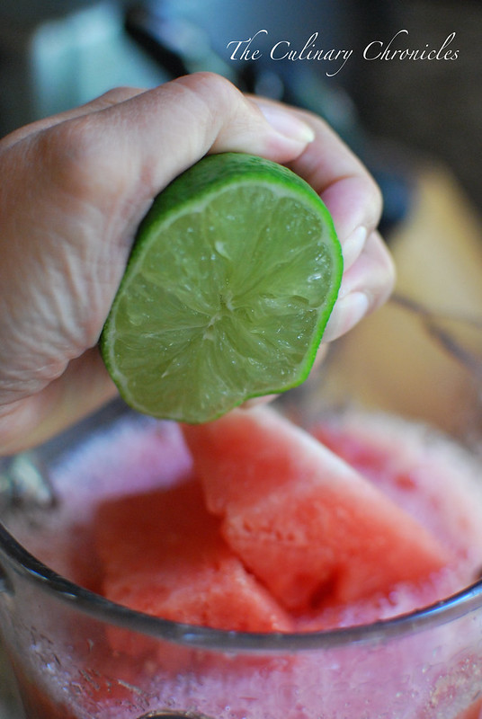 Watermelon Soju-tinis