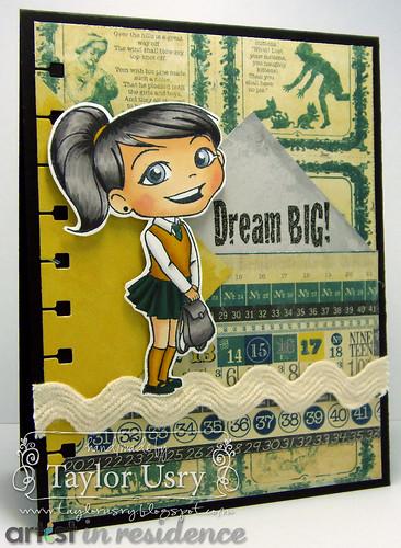 Dream Big Yumi