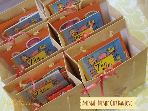 Animal Themed Gift Bags