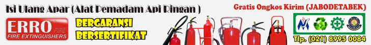 Tabung Pemadam Api | Isi Ulang Apar