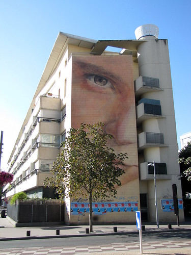 street art Vitry-sur-Seine - Rodriguez Gerada by _Kriebel_