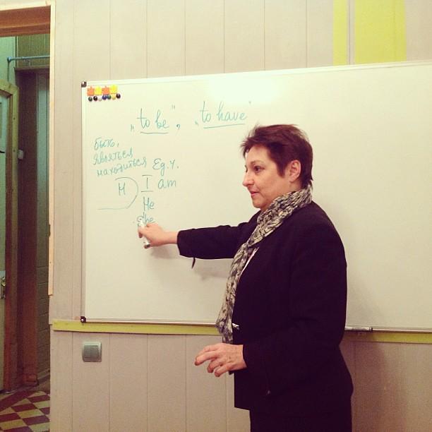 @ru_speaken @speakenglishclub преподаватель английского Синицына Нина Александровна. Уже 30 лет занимается английским языком.