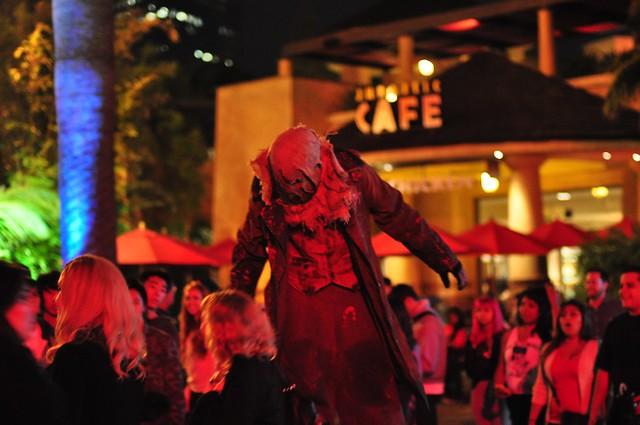 Halloween Horror Nights 2013 at Universal Studios Hollywood