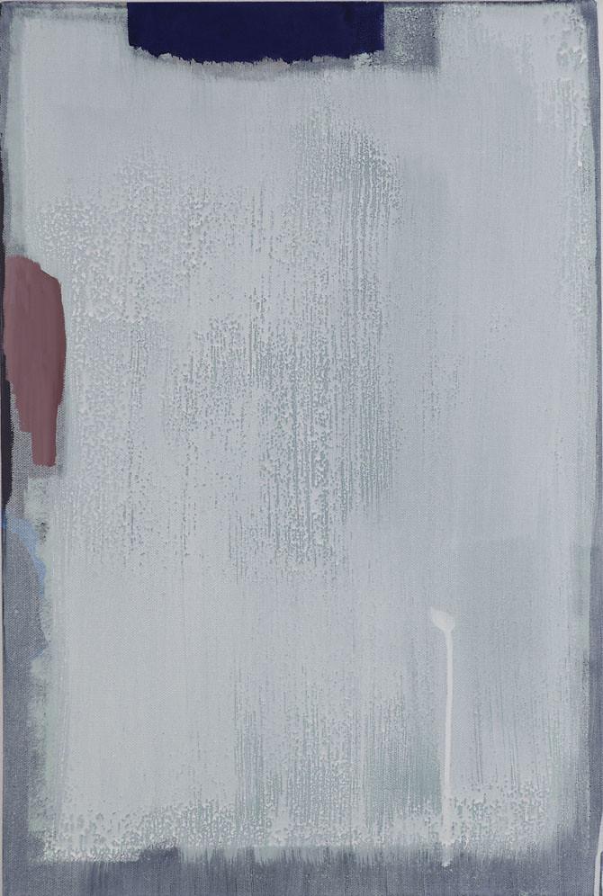 CHRISTINA CHIRULESCU o.T, Öl, Acryl auf Lw, 60x40cm, 2013