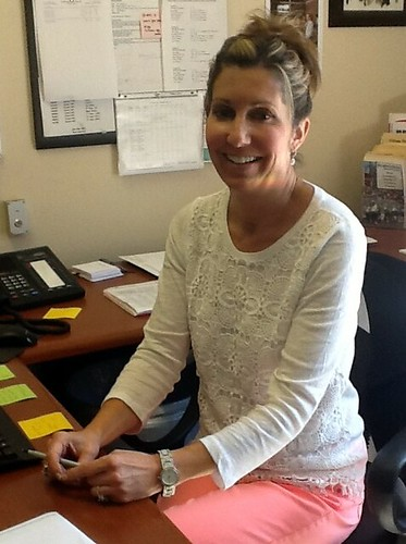 Photo: Administrative Assistant to the Principal Leslie Moothart