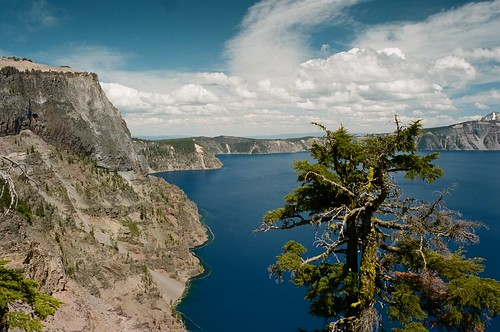 Crater Lake from West Rim