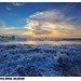 Sunset at Pantai Jeram - Jeram 耶然, Selangor 雪兰莪, Malaysia 马来西亚 by aby_@y@ Photography