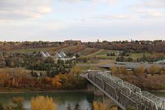 Edmonton River Valley