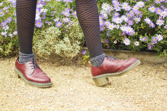 Dr Martens Amory heeled shoes