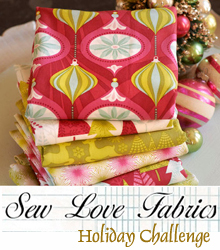 Sew Love challenge