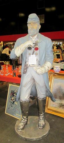 Life Size model of Stonewall Jackson