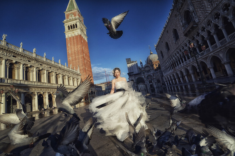 Venice, World Tour, Pre-Wedding, 自助婚紗, 海外婚紗, Fine Art, 威尼斯