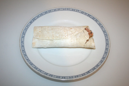 03 - Mcennedy Wrap Chicken Salsa - Packungsinhalt