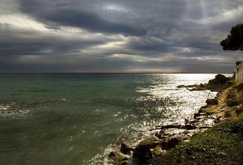 españa beach nature water canon mar spain meer wasser day cloudy natur wolken playa natura spanien platja costablanca naturesfinest spanelsko naturewatcher eos450 naturemaster