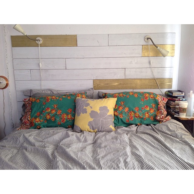 New duvet. #bedsmade #miracle #ikea