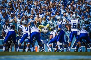 Carolina Football '13