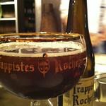 ベルギービール大好き!! ロッシュフォール10 Rochefort 10 @エンボカ京都