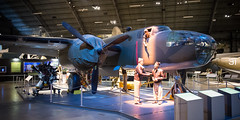 "North American B-25D ""Mitchell"" Medium Bomber"